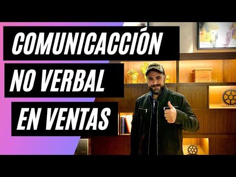 Conferencia sobre Comunicación no Verbal Aplicada a las Ventas