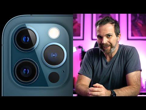 External Review Video y63PyABQt_Q for Apple iPhone 12 & iPhone 12 mini Smartphones