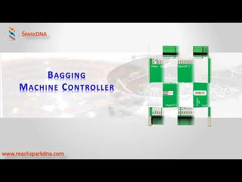Semi Automatic Bagging Machine controller