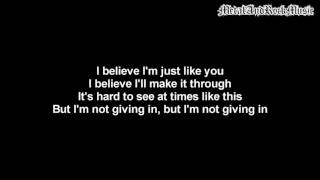 Falling In Reverse - Keep Holding On | Lyrics on screen | HD