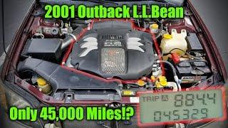 45,000 Original Mile Outback L.L.Bean