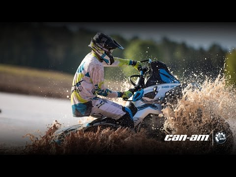 2017 Can-Am Renegade X mr 570 in Dickinson, North Dakota - Video 1