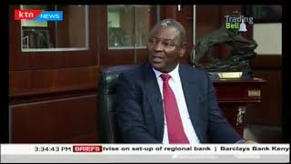 One on One with Equity Bank CEO James Mwangi | Trading Bell