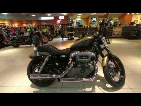 2008 Harley-Davidson Sportster Nightster XL1200N