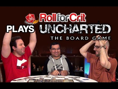 A Round's End   Uncharted Board Game   Roll For Crit Playback