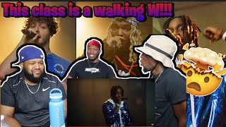 Polo G, Jack Harlow and Lil Keed's 2020 XXL Freshman Cypher REACTION!!!