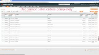 How to Delete Orders in Magento