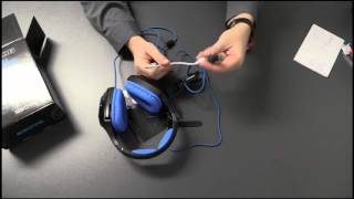 Gaming Headset - Sades A60 - 7.1 USB Surround-Sound-Stereo