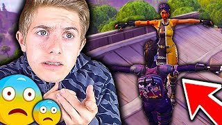 MA GAME LA PLUS BIZARRE SUR FORTNITE BATTLE ROYALE !!!