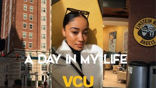 Vlog #2: A Day In The Life Of A College Student (Virginia Commonwealth University)