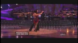 Dancing Star Melissa & Tony ~ Argentine Tango Hot Hot Hot