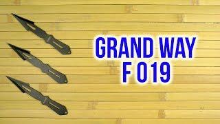Grand Way F 019 (3 в 1) - відео 1