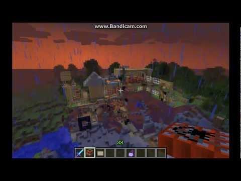 для канала PomodorkaZR взрыв его дома в minecraft
