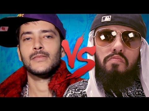 Música Bento Ribeiro VS. Mussoumano | Batalha de Youtubers
