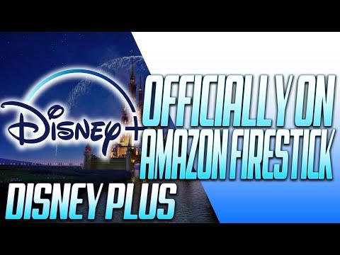 HOW TO GET DISNEY PLUS ON AMAZON FIRESTICK | DISNEY PLUS OFFICIALLY ON FIRESTICK