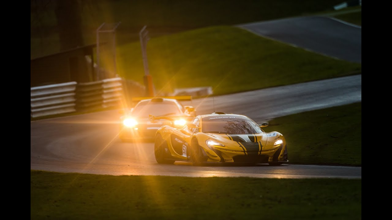 Watch McLaren Race The P1 GTR Against The Iconic F1 GTR