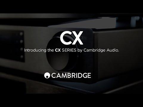 Проигрыватель CD дисков CAMBRIDGE AUDIO CXC Silver