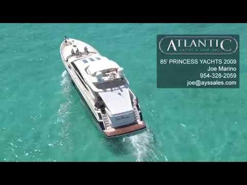 Princess V85 video