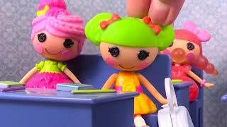 Лалалупси Lalaloopsy мультик ПЛОХОЙ СОН Куклы Игрушки видео для детей