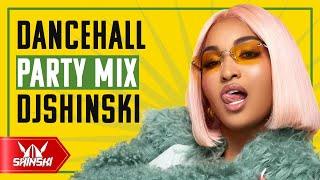 Dj Shinski – Dancehall Pregame Party Mix Vol 1 [Koffee, Busy Signal, Vybz Kartel, Konshens, Mavado]