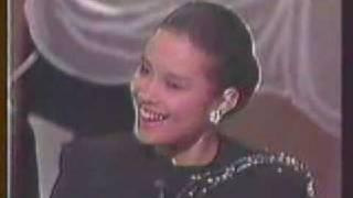 Lea Salonga - Acceptance Speech Tony Awards 1991