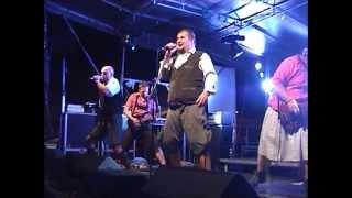 Video TRAUTENBERK festival Kloktání 31.8.2013 - Dáma live