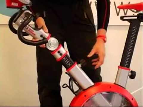 Ergometri Daum Electronic ergo bike Premium 8i wmv