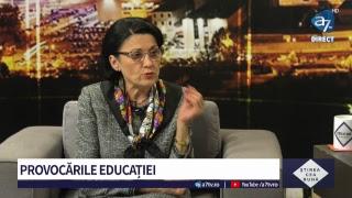 Știrea Cea Bună - Provocările Educației - Cu Ecaterina Andronescu și Cornel Dărvășan