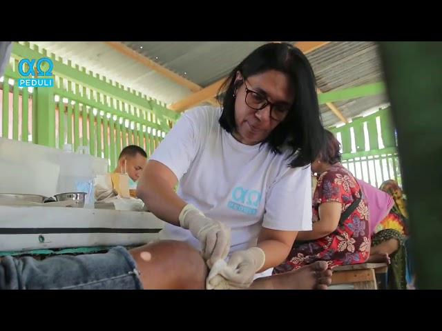 Alpha Omega Peduli masih di Sulawesi Tengah