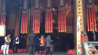 preview picture of video 'Jade Buddha Temple in Shanghai'