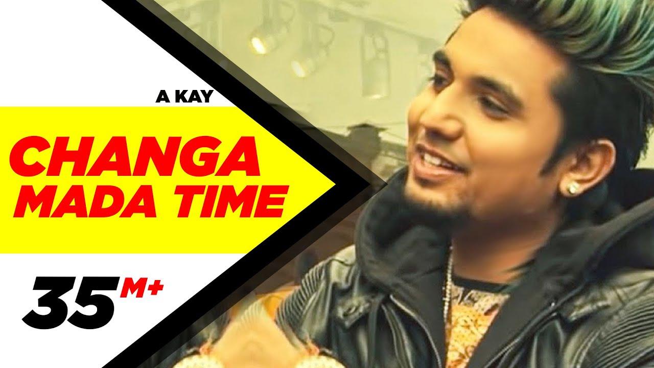 Changa Mada Time Lyrics – Punjabi Song