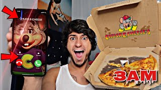 DO NOT ORDER CHUCK E CHEESE PIZZA AT 3AM!! *OMG HE ACTUALLY CAME TO MY HOUSE*