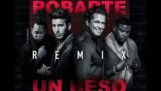 REMIX .... Robarte Un Beso Carlos Vives Ft  Sebastian Yatra Y Zion y Lennox
