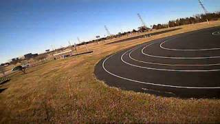 PH145 Quadcopter: My First FPV Flight After PID Tuning