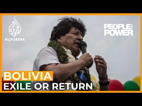 Bolivia: Exile or Return | People and Power