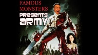 Famous Monsters - Army