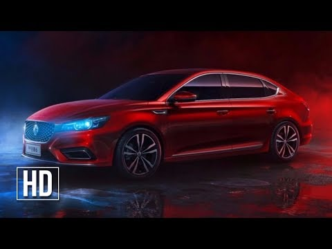 2018 MG6 SEDAN OFFICIAL