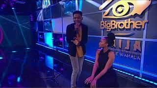 Johnny Drille Performs Romeo & Juliet And Awa Love On Big Brother Naija #BBNaija.