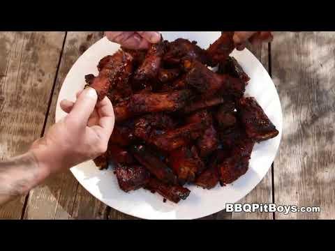 BBQ Pit Boys Margarita Ribs | Braai Army