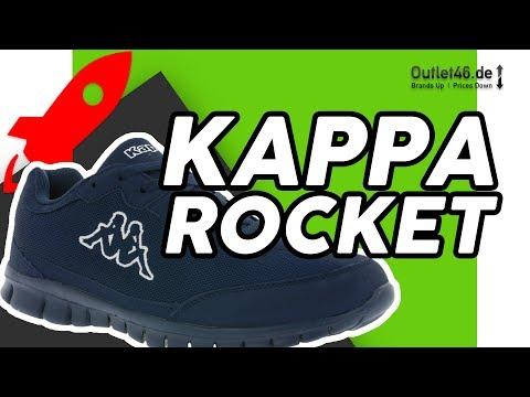 Kappa Rocket Herren DEUTSCH l Review l On feet l Haul l Overview l Outlet46.de