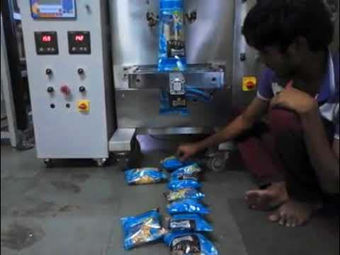 Automatic Namkeen Wafer Grocery Packaging Machine