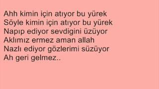 Duman Yürek Lyrics (Şarkı Sözü)