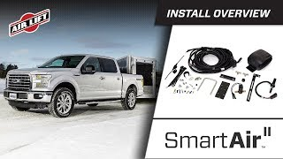 Install Overview: 25490 - SmartAir II - Ford F-150