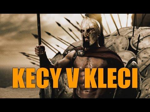 KECY V KLECI - Autorská práva a smazané parodie