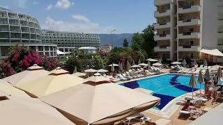 #Prestige Garden 4*.#Мармарис.Видеообзор Эгейского побережья Турции. #Счастливое Путешествие.