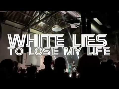White Lies - To Lose My Life (live at the Boilershop, Newcastle upon Tyne 4th Feb 2019)