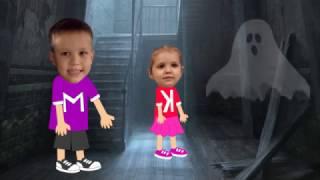 Мисс Кэти и Мистер Макс Дом с Привидением Новая серия 2017 мультик для детей Mister MaX