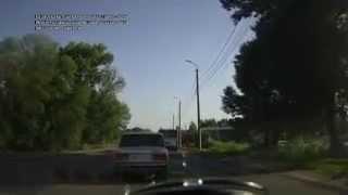 жуткая авария в Новомосковске