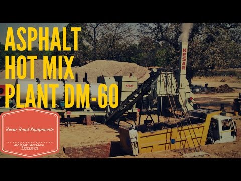 Asphalt Mix Silo