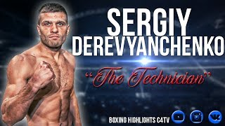 Sergiy Derevyanchenko Highlights | Сергей Деревянченко